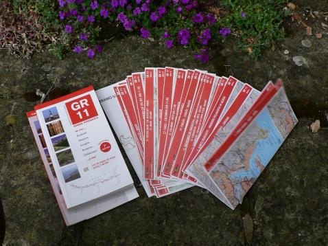 GR11 Maps