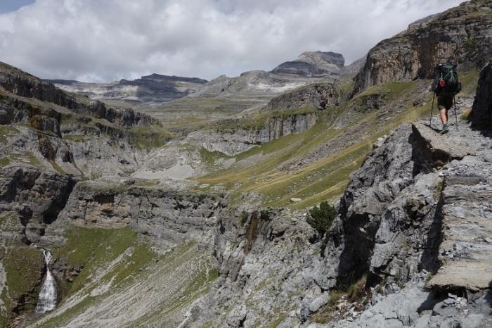 Climb to Goriz